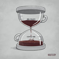 Coffee Time by Naolito
