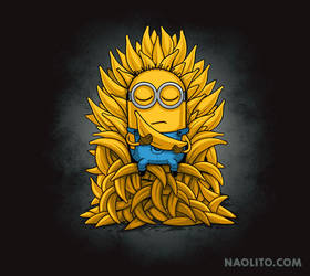Minion Throne by Naolito
