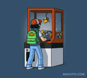 Gotta Catch Em All by Naolito