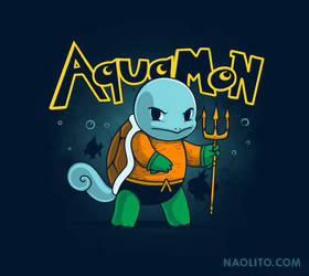 Aquamon by Naolito