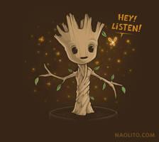 Hey Listen by Naolito