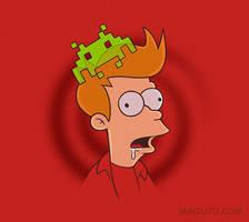 Brain Invaders! by Naolito
