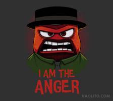 I am the anger by Naolito