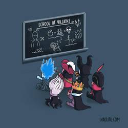 School Of Villains by Naolito