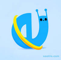Internet explorer logo by Naolito