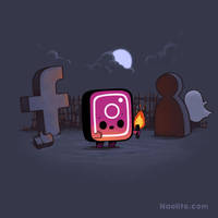 Social Death by Naolito