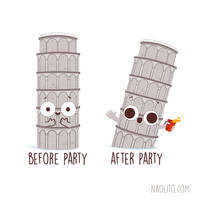 Before After Party by Naolito