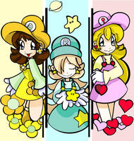 Lady Plumbers by bchan