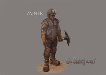 Miner Concept by dinfet