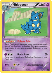 TheAlphaRanger Fake Cards 31/718: Nidoqueen by TheAlphaRanger