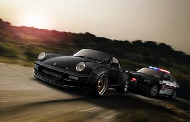 Porsche 911 by AS001