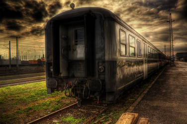 train hdr by penner2000