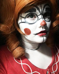 Circus Baby (Sister Location) by AlternianButterfly