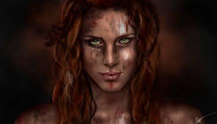 Kyara by RowenHebing