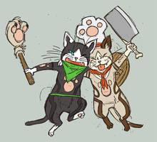 Lynian Mascots by huntersguild