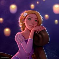 Rapunzel by MaxSasori