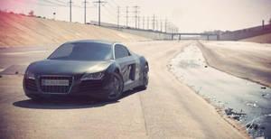 Audi R8 by erkalimero