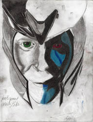 Loki/Frost Giant by came11e