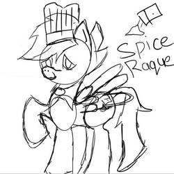 Spice Raque CA by xrwarramen