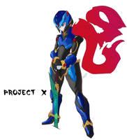 Megaman X ver. AO by AMO17