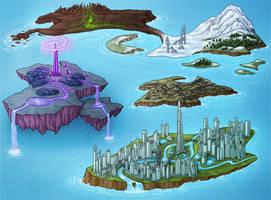 Corepets World by Ilenora