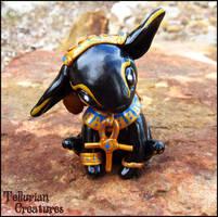 MiniKins Anubis V2 by Ilenora