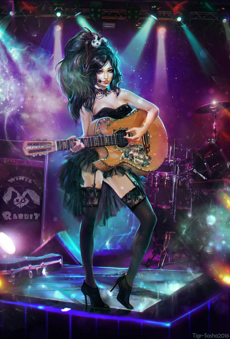 Katy by Tigrsasha