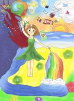 A Dream of an Artist by PureAngelDragon713