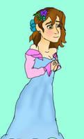Lucy Party Dress Design by PureAngelDragon713