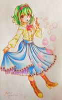 Bubbles by yuukiartda