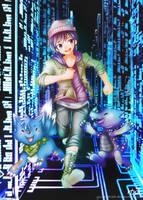 Cyber City by yuukiartda