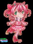 Pink Bat by yuukiartda