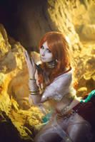 Ragnarok Online - Dancer by lKainl