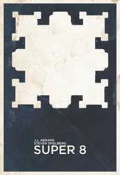 ABRAMS and SPIELBERG's SUPER 8 by L--Bo