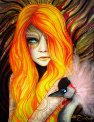 I am on FIRE by PixieCold