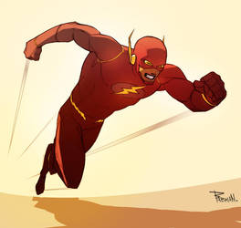 The Flash by TheBabman