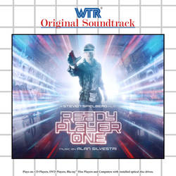 Ready Player One OST Custom Cover #6 by anakin022
