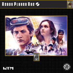 Ready Player One OST Custom Cover #7 by anakin022