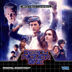 Ready Player One OST Custom Cover #8 by anakin022