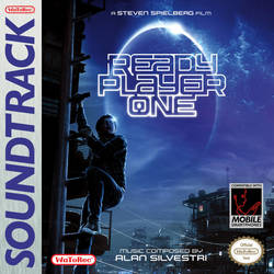 Ready Player One OST Custom Cover #11 by anakin022