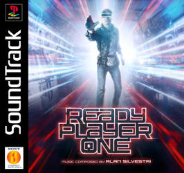 Ready Player One OST Custom Cover #13 by anakin022