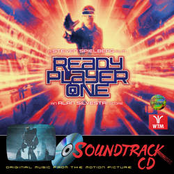 Ready Player One OST Custom Cover #14 by anakin022