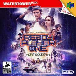 Ready Player One OST Custom Cover #16 by anakin022