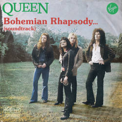 Bohemian Rhapsody Soundtrack Cover #7 (Alternate) by anakin022