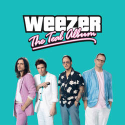 Weezer - The Teal Album by anakin022
