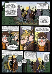 Commission: Monster slugs! by GreenLiquidBrain