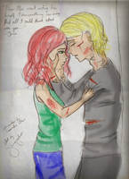 Think of You- Jace and Clary by Animayari