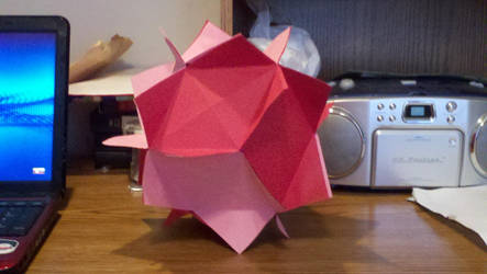Origami Ball by Derpy-H00ves