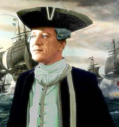 Hector in the Kings Navy by esuniwaya
