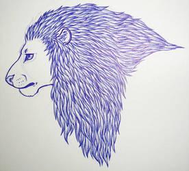 Panthera Leo by spaniel